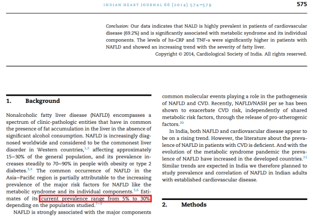 indianheartjournal 2014nafld-in general population